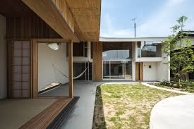 gentle modern home office. Manta House, Japan, Y+M Design Office, Natural Ventilation, Lighting Gentle Modern Home Office T