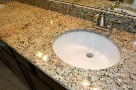 granite bathroom countertops vessel sink install installation best showy with sinks improbable awesome faucet home design