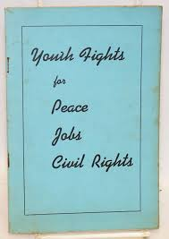 Youth Fights For Peace Jobs Civil Rights The Contents Of This Pamphlet Are Based On Reports Delivered To The National Council Of The Young