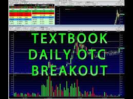Live Otc Charts Videos Matching Live Textbook Daily Breakout Otc Chart