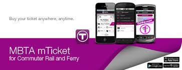 Mbta Fare Vending Machine Mesmerizing MBTA Commuter Rail Mobile Ticketing MassDOT Blog