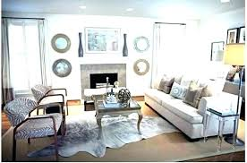 large cowhide rug living room full size black and white rawhide large cowhide rug
