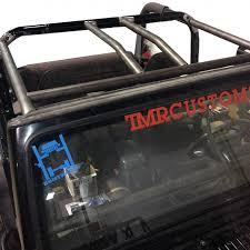 jeep tj lj trail series roll cage kit