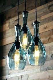 whiskey bottle chandelier chandeliers kit designs whisky how to blue half wine bottles glass pulley lamp whiskey bottle chandelier