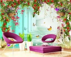 beibehang Custom wallpaper fantasy ...