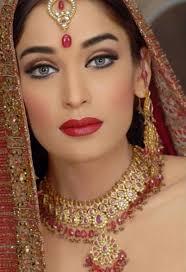 beautiful arabic eyes makeup style1