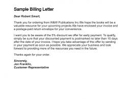 payment request letter to client how to write a letter of billing