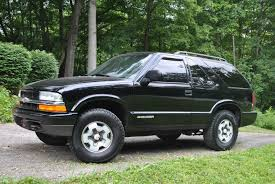 2001 Chevrolet Blazer related infomation,specifications - WeiLi ...