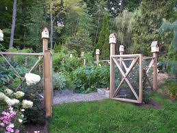 Small Picture Ideas 13 Stunning Backyard Fence Ideas Diy Garden Fence