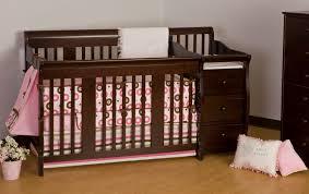 storkcraft portofino convertible crib changing table
