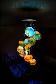 homemade lighting. 15. Globe Lights Homemade Lighting