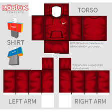 How To Make A Roblox Shirt Template Roblox Shirt Template Nike Shirt Template Roblox