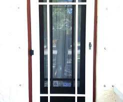 pella storm door handle vs vs door storm door handle mechanism broken or or doors versus