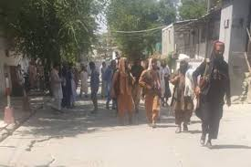1 day ago · early sunday, the taliban entered the outskirts of kabul and fighters were seen gathering in the kabul districts of kampany and barchi, a local reporter confirmed to abc news. Ayaymqzzb0yzjm