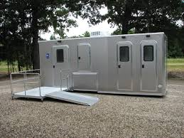 bathroom trailers. Unique Luxury Portable Bathrooms On Bathroom Intended For Trailers 18 14