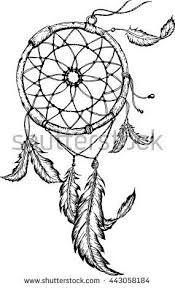 Drawn Dream Catchers Image result for dream catcher drawing ideas and patterns 24