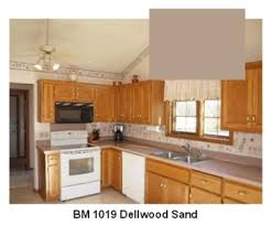 sand paint colorWall Paint Color to Make Mauve Countertops Look Less Ugly