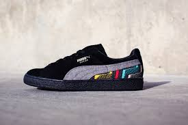 puma shoes suede black. puma black history month shoes suede