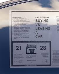 Lease Vs Buy A New Car Auto Lease Vs Buying A Car Jeff Wyler Springfield Auto Mall