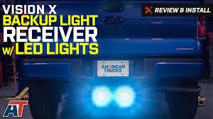 1997 2017 f150 vision x backup light receiver w led lights review