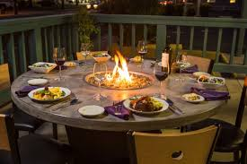 Patio Table As Patio Furniture Sale And Trend Patio Fire Pit Table