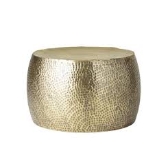 bloomingville hella coffee table gold