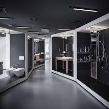 furniture showroom design ideas. modularity u0026 design hand in aquamart sanitary showroom by fl architects furniture ideas