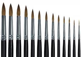 kolinsky sable makeup brushes