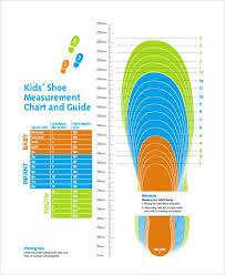 Foot Measurement Chart 10 Measurement Chart Free Sample Example Format Download