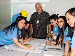how to be an effective supervisor part i rmp consultancy raffy pefianco of rmp consultancy conducting a basic supervisory training for young leaders at pricon microelectronics inc in laguna