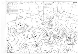 Weather Sa Synoptic Chart Swell Times As Seamester Team Weathers Massive Storm