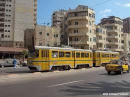 UrbanRail.Net > Africa > Egypt > Alexandria Tramway