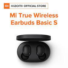 Mã ELMS5 giảm 7% đơn 300K] Tai nghe không dây bluetooth xiaomi Earbuds  Basic S chính hãng pin trâu - Tai nghe Bluetooth nhét Tai Nhãn hiệu Xiaomi
