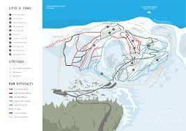 piste map cairngorm mountain Map Cas Map Cas #30 map case