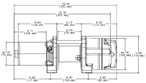 warn winch wiring diagram m8000 images warn vr12000 winch wiring warn winch wiring diagram image about
