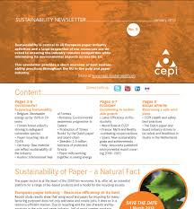 Sustainability | CEPI - CONFEDERATION OF EUROPEAN PAPER INDUSTRIES