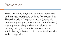 bullying in the workplace <br > 15