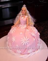 Barbie Birthday Cakebirthday Cakes Ideas Birthday Party Ideas