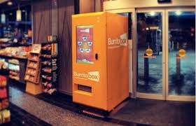 Burrito Making Vending Machine Beauteous World's First Burrito Vending Machine The SuperHeroHype Forums