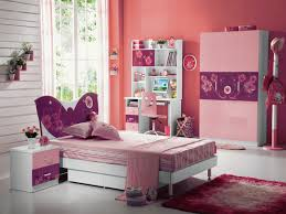 Pink And White Bedroom Furniture Awesome White Pink Wood Glass Cool Design Wall Paintings For