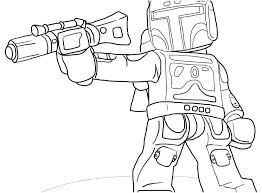Star Wars Lego Coloring Pages 8 Best Images On Lego Star Wars