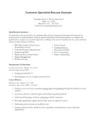 Key Qualifications For Resume Receptionist In A From Skills