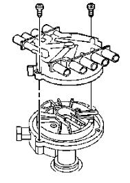 5 7 350 vortec with carburetor trying to install the distributor Trailer 7 -Way Trailer Plug Wiring Diagram 5 7 Vortec Plug Wire Diagram #34