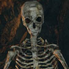 dark souls skeleton meme template