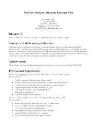 Internship Cover Letter Email Fashion Internship Cover Letter