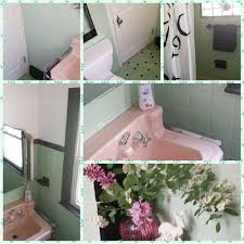 recreating a 1950s mint green black and pink bathroom 5 design boards