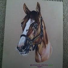 Mainly Horse Drawings Jessicarainesart 2014 Kentucky
