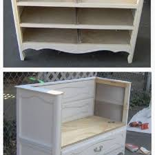 dresser with shelves above beautiful top 10 clever ways to repurpose an old dresser