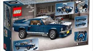 LEGO® Brings a Classic Icon of the Road to the Creator Expert Range ...