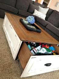 toy storage coffee table toy storage coffee table kiddos drawer coffee table coffee table legs home toy storage coffee table